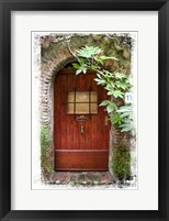 Framed Doors of Europe XV
