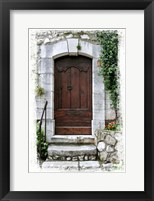 Framed Doors of Europe XVIII