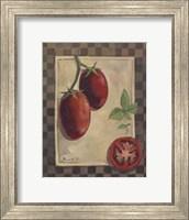 Framed Veggies & Herbs II