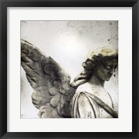 Framed New Orleans Angel I