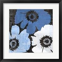 Framed Bloomer Squares XIV