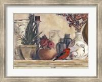 Framed Vases & Pots