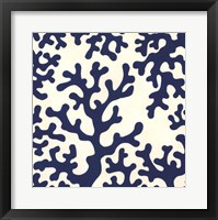 Ocean Motifs I Framed Print