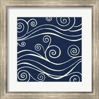Framed Ocean Motifs II