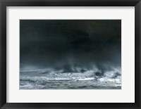 Framed Sea View I