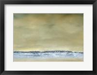 Framed Sea View II