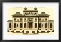 Framed Architectural Facade V