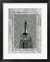 Framed Tour of New York II