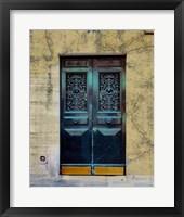 Framed Weathered Facade IV