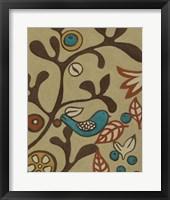 Framed Kookaburra I