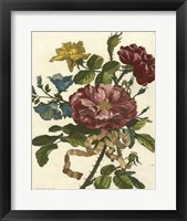 Floral Posy II Framed Print