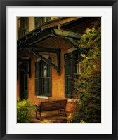 Framed Depot Bench II