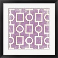 Framed Modern Symmetry IV