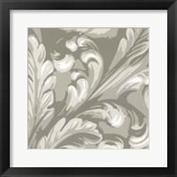 Framed Decorative Relief IV