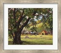 Framed Quiet Meadow