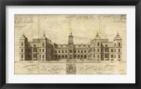 Framed Hatfield House