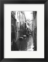 Framed Waterways of Venice VII