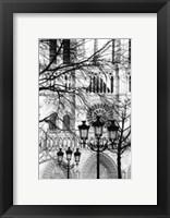 Framed Notre Dame Cathedral II