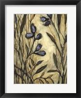 Framed Lavender Goodbyes