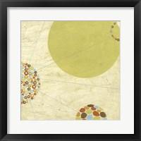 Constellation II Framed Print