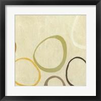 Ronde IV Framed Print