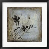 Framed Silhouette Memory II