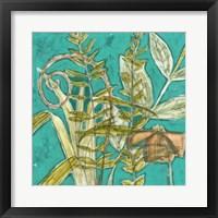 Framed Tropical Melange I