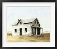Framed Amarillo I