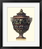 Framed Clementino Urn I