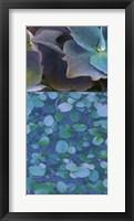 Framed Hydrangea Mix II