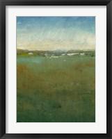Atmospheric Field II Framed Print
