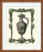 Framed Wine Vessel II