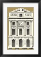 Framed Grand Facade IV