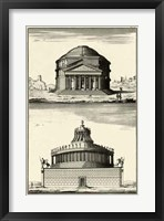 Framed Pantheon