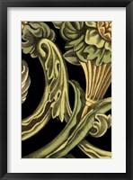 Framed Classical Frieze IV