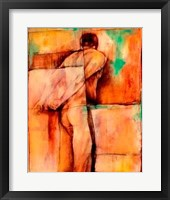 Framed Abstract Proportions I