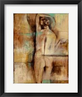 Abstract Proportions III Framed Print