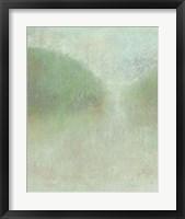 Framed Patina Grove I