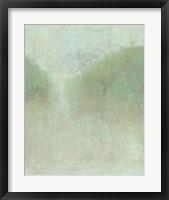 Framed Patina Grove II