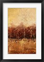 Framed Autumn Horizon II