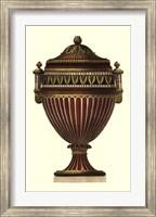 Framed Empire Urn II