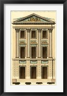 Framed Architectural Facade I