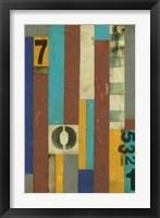 Framed Primary Numbers II