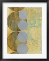 Circles in Circles II Framed Print