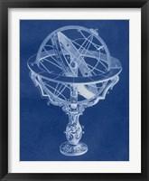 Framed Armillary Sphere II