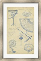 Framed Vintage Astronomy I