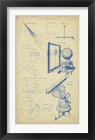 Framed Vintage Astronomy II
