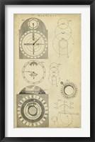 Framed Clockworks I