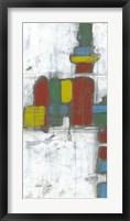 Building Blocks I Framed Print