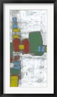 Building Blocks II Framed Print